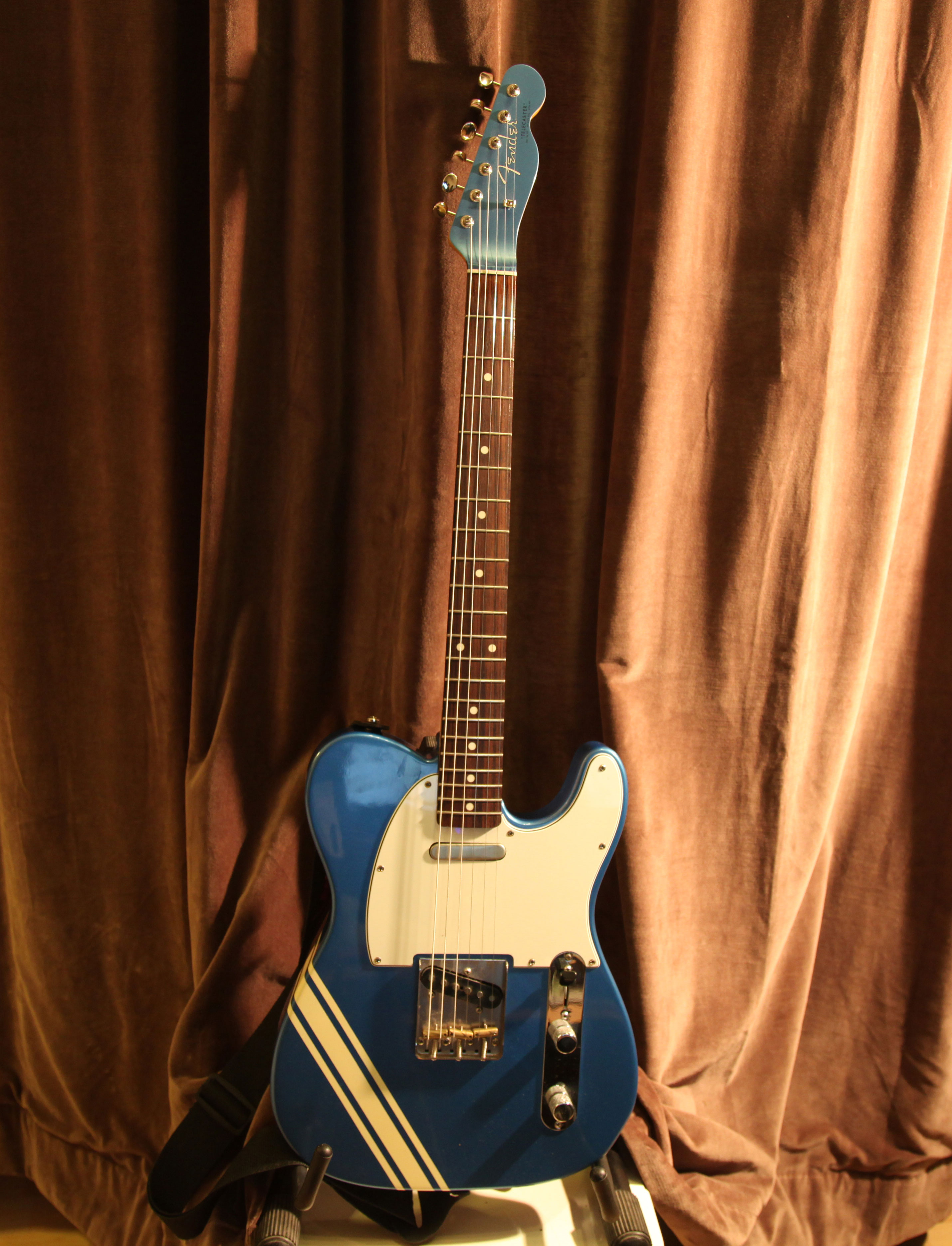 Telecaster guitare garage et Hep cat pickup